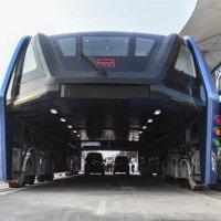 Trung Quốc thử nghiệm xe buýt