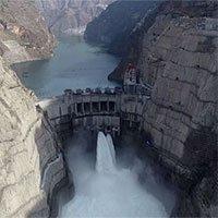 Trung Quốc vận hành đập thủy điện khổng lồ, cao hơn đập Tam Hiệp