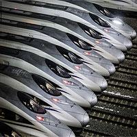 Trung Quốc xây đường sắt dưới nước đầu tiên cho tàu viên đạn