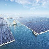 Trung Quốc xây nhà máy điện Mặt Trời nổi lớn nhất thế giới