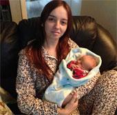 Trường hợp sinh con kỳ lạ: Đẻ mới biết có bầu