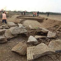Truy tìm dấu vết kinh đô huyền thoại của triều đại nhà Tần