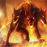 Truyền thuyết về quái vật chó ba đầu canh giữ cổng địa ngục