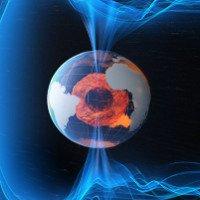 Từ trường hỗn loạn của Trái Đất thời cổ đại