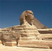 Tượng nhân sư lớn nhất thế giới được xây thế nào?