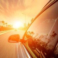 Tuyệt chiêu hạ nhiệt ô tô nóng 60 độ chỉ sau 30 giây