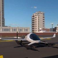 Uber triển khai dịch vụ taxi bay trong ba năm tới