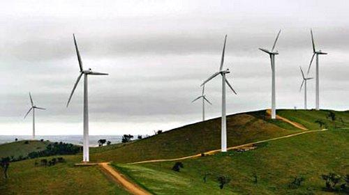 Úc xây dựng nhà máy điện sức gió lớn nhất Nam bán cầu
