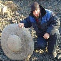 UFO được tìm thấy ở Nga còn chứa