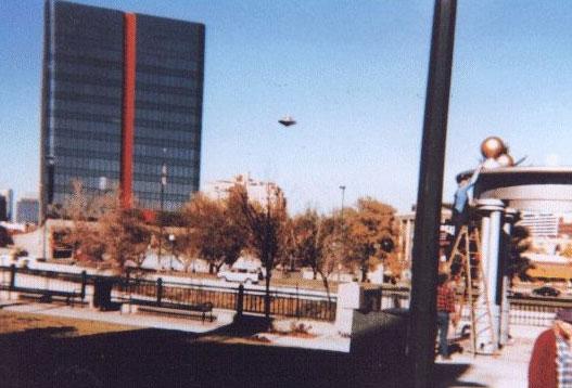 UFO suýt gây tai nạn hàng không tại Mỹ