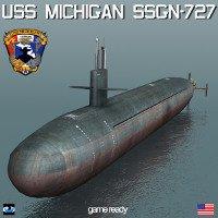 Uy lực tàu ngầm mang tên lửa Tomahawk Mỹ điều tới gần Triều Tiên