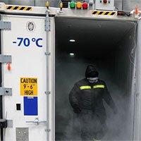 Vắc xin Covid-19 cần bảo quản ở âm 70 độ C, làm sao để thế giới có đủ tủ lạnh?