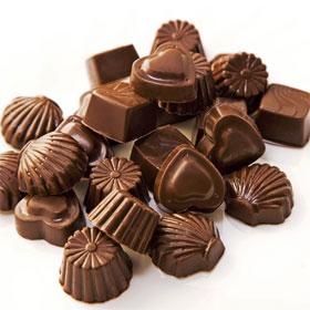 Valentine ngọt ngào - lãng mạn với Chocolate