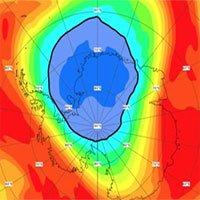 Vẫn cần phải cảnh giác lỗ thủng tầng ozone