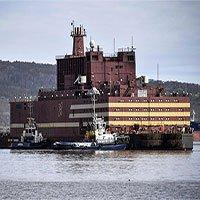 Vận hành thử thành công nhà máy điện hạt nhân nổi đầu tiên trên thế giới