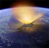 Vận xui khiến khủng long tuyệt chủng
