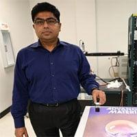 Vật liệu nano khô ráo dù ngâm dưới nước nhiều giờ