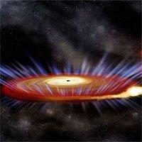 Vật thể bí ẩn ngăn kính viễn vọng quan sát hố đen siêu lớn