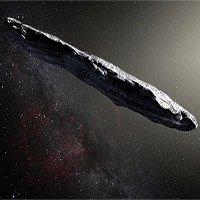 Vật thể liên sao giống điếu thuốc 'Oumuamua được xem là sao chổi