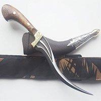 Vẻ đẹp hoàn hảo chết chóc của dao Ba Tư