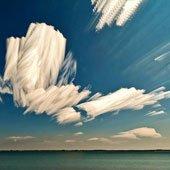 Vẻ đẹp tráng lệ của bầu trời