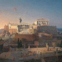 Vệ thành Athens vẫn đứng vững sau 2500 năm sóng gió
