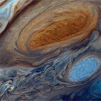 Vết Đỏ Lớn - Siêu bão dài 15.000 m trên sao Mộc
