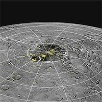 Vì sao băng hình thành trên sao Thủy dù nhiệt độ lên tới 400 độ C?