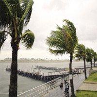 Vì sao bão số 10 là cơn bão đầu tiên ở Việt Nam được cảnh báo đỏ?