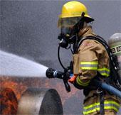 Vì sao lính cứu hỏa không nghe được tiếng báo động?