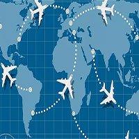 Vì sao máy bay không bao giờ bay theo đường thẳng?