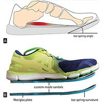 Vì sao một đôi giày xịn vẫn có thể làm chân bị đau?