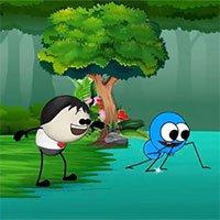 Vì sao một số loài côn trùng có thể đi trên mặt nước?