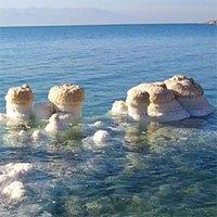 Vì sao ngã xuống biển Chết không sợ chết chìm?