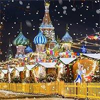 Vì sao người Nga đón Giáng sinh vào tháng 1?