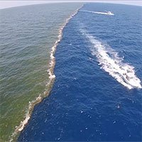 Vì sao nước ở Thái Bình Dương và Đại Tây Dương lại tách làm đôi?