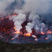Vì sao Nyiragongo thuộc top núi lửa nguy hiểm nhất châu Phi?