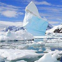 Vì sao ở Nam cực nhiều băng hơn Bắc cực?