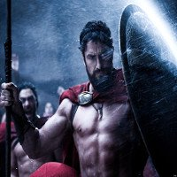 Vị vua huyền thoại dùng 300 người đánh