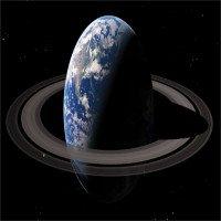 Video: Điều gì xảy ra nếu Trái Đất có vành đai như sao Thổ?