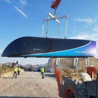 Video: Hyperloop One đã chạy thử thành công, mới đạt 1/10 tốc độ mong muốn