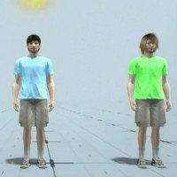 Video: Loại vải mới hạ nhiệt cơ thể trong thời tiết nắng nóng
