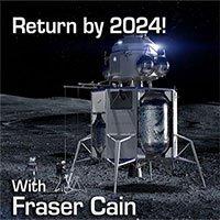 Video mới của NASA khẳng định về sứ mệnh tiền đồn Mặt Trăng vào năm 2024