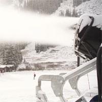 Video: Nguyên lý hoạt động của máy phun tuyết nhân tạo