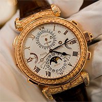 Video: Quá trình chế tác đồng hồ đắt nhất thế giới