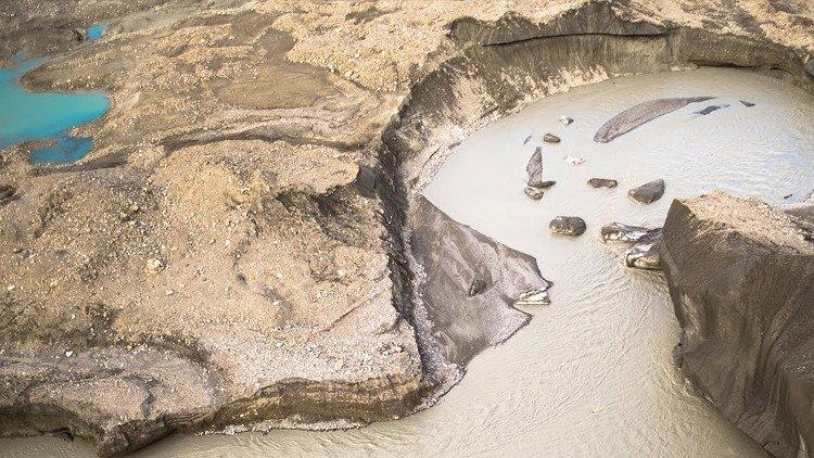 Video: Sông dài 24km ở Canada biến mất chỉ trong 4 ngày