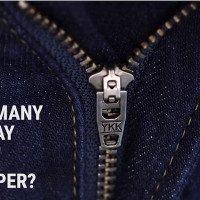 Video: Tại sao khóa quần nào cũng có ký hiệu bí ẩn này?