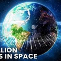 Video: Tại sao NASA từng phóng 500 triệu mũi kim vào vũ trụ?