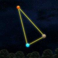 Video: Tam giác sao Mộc trên trời đêm tháng 4
