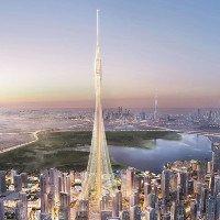 Video: Tòa nhà sắp soán ngôi cao nhất thế giới của tháp Burj Khalifa